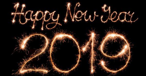 Las Mejores Felicitaciones Del Año Nuevo 2019 Fotos Frases