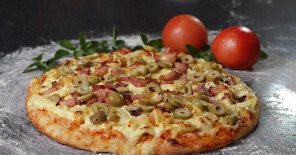 ¿Sabías que Apple patentó hace años una caja redonda para pizzas?