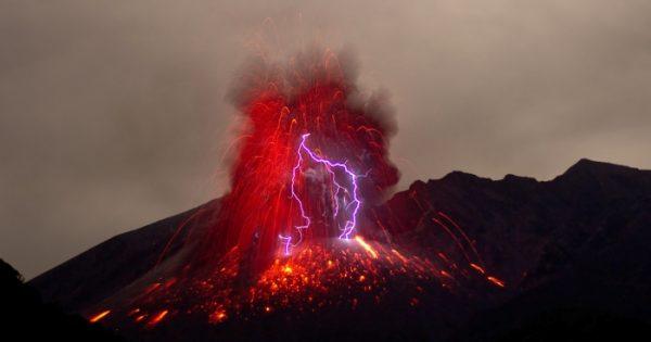 Estos son los 4 volcanes más activos que existen
