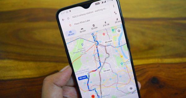 Cómo usar Google Maps España para que te avise de los radares